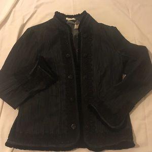 Emma James by Liz Claiborne denim jacket